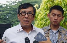 Narkoba Marak, Yasonna Ancam Pecat Anggota yang Terlibat - JPNN.com