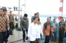 Jokowi Resmikan 4 Proyek Senilai Rp 242,4 Miliar - JPNN.com