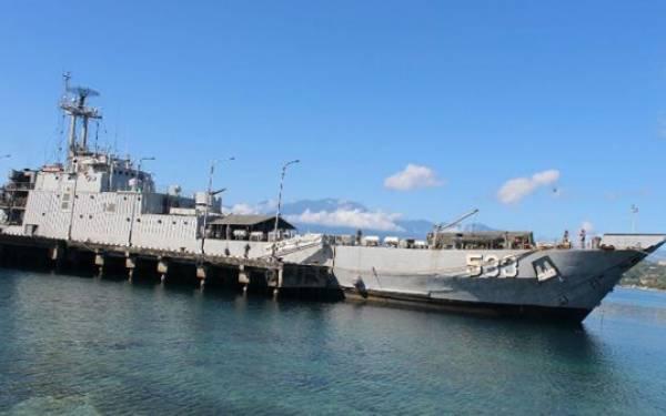 Wow, Satuan Tempur Kapal Amfibi Sudah Bergerak, Sasarannya... - JPNN.com