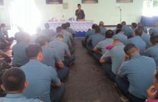 Bahagianya 22 Prajurit Batalyon Marinir Pertahanan Pangkalan Ini - JPNN.com