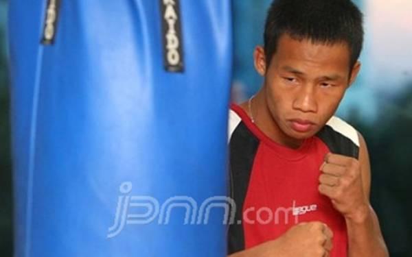 Wow, Daud Cino Siap Lawan Goliath - JPNN.com
