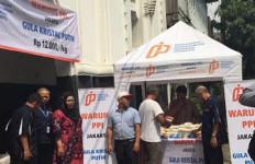 Gelar Pasar Murah, Booth PPI Ramai Dikunjungi Warga Cirebon - JPNN.com