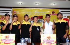 Dua Juara Dunia Ikut Aksi Bintang Toedjoe Ayo Donor Darah - JPNN.com