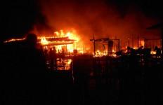 Heroik! TNI AL Tewas saat Selamatkan Bayi Tetangga dalam Kebakaran - JPNN.com