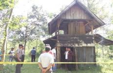 Tragis, Gubuk Inilah Saksi Bisu Siswi SMP Digilir 4 Pemuda Bejat - JPNN.com