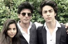 Sharukh Khan Rayakan Momen Spesial dengan Dua Anaknya di London - JPNN.com