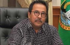 SIMAK Nih Pesan Si Doel Saat Deklarasi Forum Santri Banten - JPNN.com