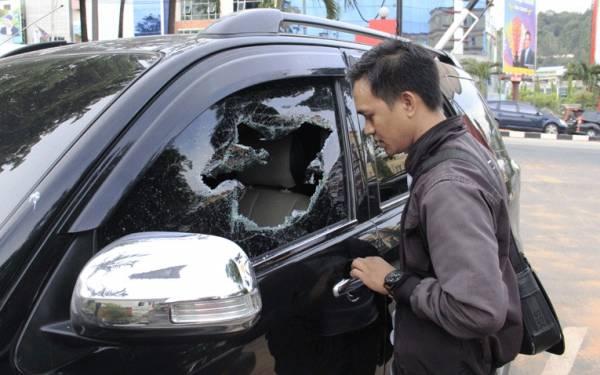 Kasus Pecah Kaca Mobil Hilang Rp 223 Juta Ternyata Rekayasa - JPNN.com