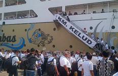 Bersandar di Tj Priok, Kapal Ternak Pelni Bawa 450 Ekor Sapi - JPNN.com