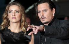 Makin Panas...Amber Heard Tuding Polisi Lindungi Johnny Depp - JPNN.com