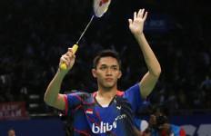 Jonatan Kalahkan Lin Dan dengan Pukulan Ceplik - JPNN.com
