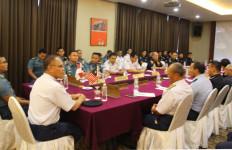 Bakamla RI Gelar Patroli Terkoordinasi dengan Malaysia - JPNN.com