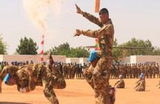 TOP! TNI Kembali Unjuk Kehebatan pada Hari Pasukan Perdamaian PBB - JPNN.com