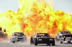 Keren, Cuplikan Tayangan Film Fast and Furious 8 - JPNN.com