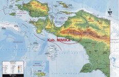 Tapal Batas Mimika Bermasalah dengan 7 Kabupaten - JPNN.com