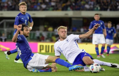 Kalahkan Finlandia, Antonio Conte Sebut Italia Kurang Garang - JPNN.com