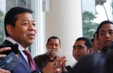 Papa Novanto Beri Menteri-menterinya Waktu 100 Hari - JPNN.com