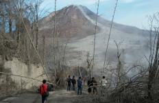 Minggu, Setnov ke Sinabung Bawa Bantuan Tujuh Truk - JPNN.com