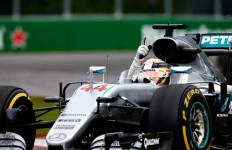 GP Kanada: Hamilton Pertama, Rio Terakhir - JPNN.com