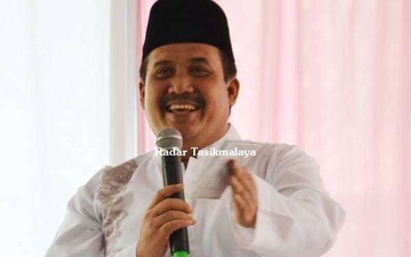 Bupati Pangandaran Mulai Jalani Puasa Bicara - JPNN.com