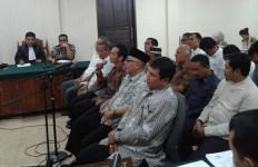 16 Anggota Dewan Akui Terima Uang dari PT BGD - JPNN.com