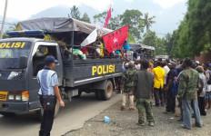 Polisi Lokalisir Demo Ribuan Massa KNPB - JPNN.com
