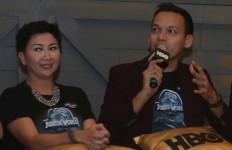Indy Barends Susah Mendesah - JPNN.com