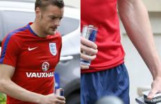 Striker Inggris Mengaku Konsumsi Nikotin dan Minuman Berenergi - JPNN.com