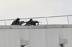 Sniper Kawal Jalur Rawan - JPNN.com