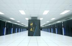 Sambutlah! Komputer Tercepat di Dunia dari Tiongkok - JPNN.com