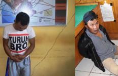 Nah, Pencuri Ternak Itu Keok Didor Polisi, Ini Fotonya... - JPNN.com
