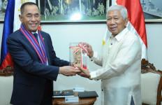 RI-Filipina Jamin Stabilitas Kawasan - JPNN.com