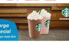 Dengan Debit BCA, Nikmati Promo Menarik Dari Starbucks - JPNN.com