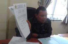Dimosi Tak Percaya Anggota, Ruang Kerja Ketua DPRD Dikunci - JPNN.com