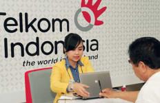 Telkom Raup Rp 2 Triliun dari Penjualan Saham Treasury - JPNN.com