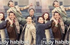 Di Bioskop ini, Tiket Film Rudy Habibie Nyaris Ludes - JPNN.com