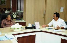 Pertumbuhan Ekonomi Kepri Stagnan, Gubernur Temui Menko Darmin - JPNN.com