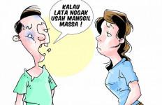 Suami Sering Jadi Korban Latah Istri, Badan Babak Belur - JPNN.com