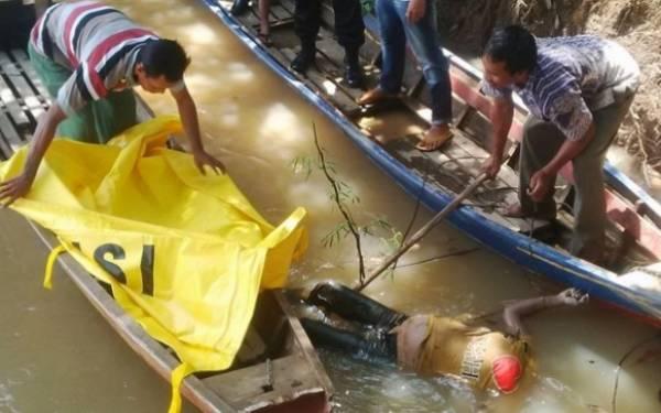 Lihat nih, Perempuan Muda Dijerat, lalu Mayatnya Dibuang ke Sungai - JPNN.com