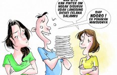 Kisah Suami yang Suka Cuci Celana Dalam Keponakan, Istri Protes - JPNN.com