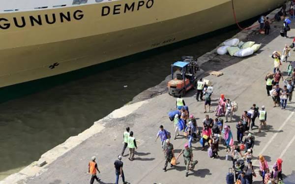Mantap, di Pelabuhan Ini Penumpang Tidak Ada Yang Terlantar - JPNN.com