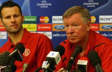 Tinggalkan Man. United, Ini Wejangan Untuk Giggs dari Ferguson - JPNN.com