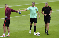 Ouh..Ada Kabar Tak Sedap buat Fans Portugal - JPNN.com