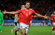 Striker Wales Tak Takut Teror Pepe - JPNN.com