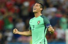 Ronaldo Samai Rekor Platini, Ini Tim yang Dibobol di Turnamen Euro - JPNN.com