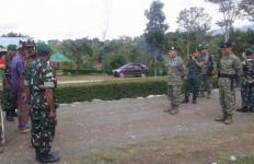 Cek Pasukan TNI di Perbatasan, Sudirman: Ini Seperti Istanamu - JPNN.com