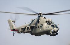 BUARR! Mi-25 Syria Jatuh, 2 Pilot Rusia Tewas, tapi Ada yang Girang - JPNN.com