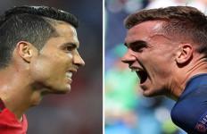Perbandingan Statistik, Griezmann Lebih Efektif Ketimbang Ronaldo - JPNN.com