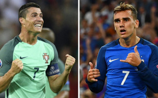 Prediksi Portugal vs Prancis: Ronaldo Melawan Ketimpangan - JPNN.com