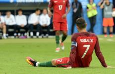 Pupus Sudah Ambisi Ronaldo Lewati Rekor Gol Michel Platini - JPNN.com